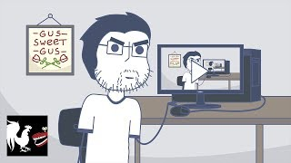 Download Gus Amuck: The Making of RTAA - Rooster Teeth Animated Adventures Video