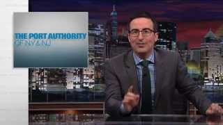 Download New York's Port Authority: Last Week Tonight with John Oliver (HBO) Video