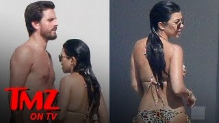 Download Kourtney Kardashian and Scott Disick Together Again | TMZ TV Video