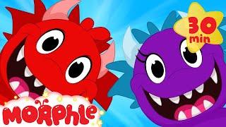 Download My Pet Monster Makes a Friend - Monster, Dinosaur, Shark, animations for kids Video