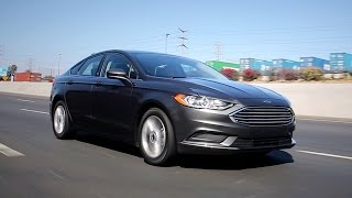 Download 2017 Ford Fusion - Review and Road Test Video