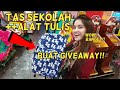 Download TAS SEKOLAH KECE BUAT GIVEAWAY!! ++ALAT TULISNYA!! TUKER TIKET DAPET TAS KEREN + ALAT TULISNYA!! Video