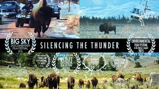 Download SILENCING THE THUNDER | National Geographic Documentary | YELLOWSTONE BISON (Buffalo) Video