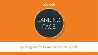 Download Landing page: Tối ưu hóa như thế nào để tăng chuyển đổi? Video