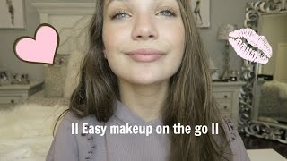 Download Quick and easy makeup on the go    Maddie Ziegler Video