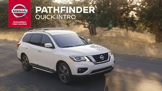 Download 2017 Nissan Pathfinder | Introduction Video