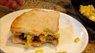 Download Linda's Pantry Prepping Up Super Bowl Breakfast Video