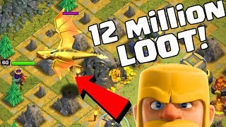 Download TAKING ON the DRAGON'S LAIR! New Goblin Maps #21-25 | Clash of Clans Video