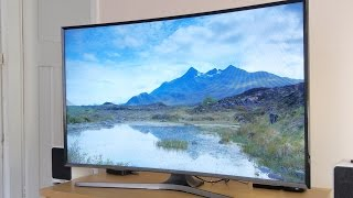 Download Samsung UE48J6300 Curved HD TV Review Video