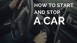 Download How To Start And Stop A Car Video