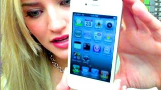 Download White iPhone 4 Video