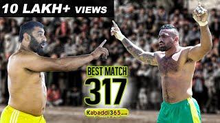 Download #317 Best Semi Final Match Sarawan Vs Manuke Rajiana Moga Kabaddi Tournament 2018 Video