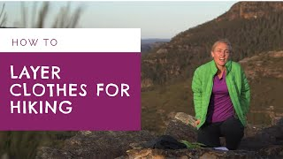Download Clothes for Hiking Video