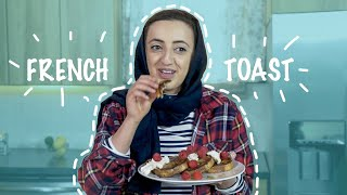 Download cooking with tazzy | making some french toast Video