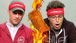 Download Andy vs. Andy: #OneChipChallenge Video