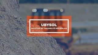 Download Reportage Ubysol : Une solution de traçabilité des déblais Video