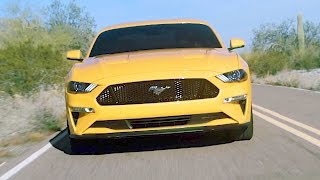 Download 2018 Ford Mustang GT Video
