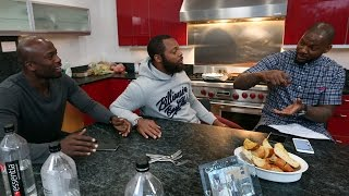 Download Let's Do Dinner with Michael and Martellus Bennett Video