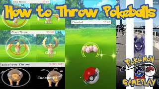 Download How to throw pokeballs properly in Pokemon Go Video