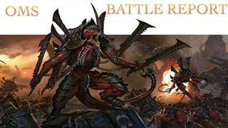 Download OMS Battle Report: Orks Vs Tau Vs Tyranids Warhammer 40k Video