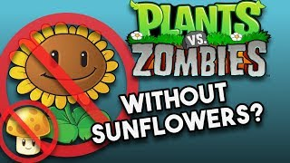Download Is it Possible to Beat Plants Vs. Zombies Without Sunflowers? (No Sunflower Challenge) Video