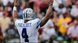 Download Dak Prescott || ″My Moment″ || Dallas Cowboys 2016 Highlights Video