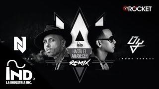Download Preview | Hasta El Amanecer Remix - Nicky Jam Ft. Daddy Yankee Video