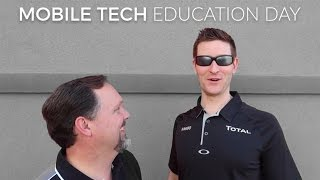 Download Mobile Tech Education Day w/ Larry Kosilla (AMMONYC), Jason Rose (Rupes), Mike Phillips (AutoGeek) Video