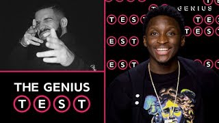 Download Victor Oladipo Takes The Drake Quiz | The Genius Test Video