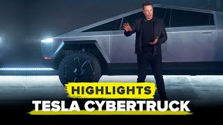 Download Watch Elon Musk announce the Tesla Cybertruck in 14 minutes Video
