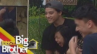 Download Pinoy Big Brother Season 7 Day 58: Maymay, labis ang kasiyahan nang makita sina Kathryn at Daniel Video