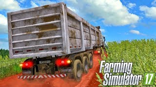 Download CAMINHÃO VOLVO FH 540 | Farming Simulator 17 - Sítio Santa Rita Video