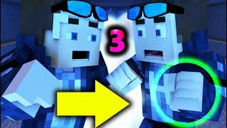 Download PORTAL OF CHANGE 3 ft. Angry Birds - MINECRAFT ANIMATION - Steves new Life Video