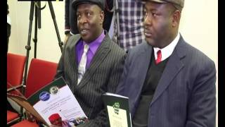 Download Pro-Biafran supporter disrupts Governor Okorocha's Speech at Chatham House Video