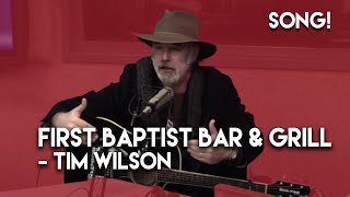 Download Tim Wilson Sings ″First Baptist Bar and Grill″ Video