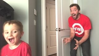 Download Dad Scares 5 Year Old AGAIN and AGAIN! Video