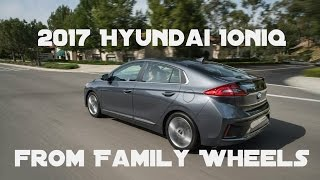 Download 2017 Hyundai Ioniq review from Family Wheels Video