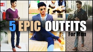 Download 5 EPIC OUTFITS Every Man Needs | Timeless and Classic Men's Look-Book | Mayank Bhattacharya Video