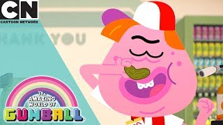 The Amazing World of Gumball , The Dill Pickle Beat , Cartoon Network