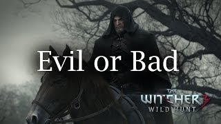 Download The Witcher 3 Rap ″Evil or Bad″ *Original Music Video* (Mimic Ghost) Video