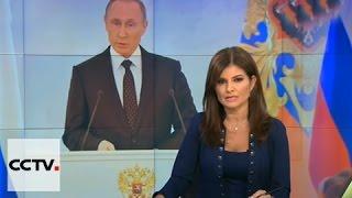 Download Putin: Russia ″not seeking conflict″ Video
