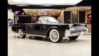 Download 1963 Lincoln Continental For Sale Video