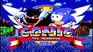 Download IT TIME FOR SONIC TO TRY AND STOP SONIC.EXE!! Sonic.EXE: The Arrival Video