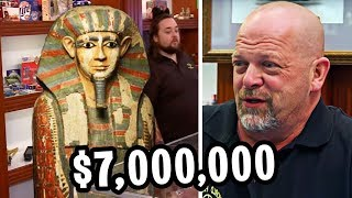 Download 10 MOST BIZARRE Items In Pawn Stars History Video