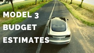 Download Tesla Model 3 Budget Estimate - How Much Are You Willing to Pay for a Model 3? Video