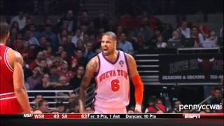 Download Jeremy Lin vs Derrick Rose complete highlight HD 12.03.2012 Video