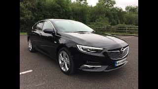 Download Review & Test Drive: 2017 Opel Insignia Grand Sport Elite Video