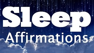 Download Sleep affirmations meditation, affirmations for sleep, sleep music, law of attraction Video