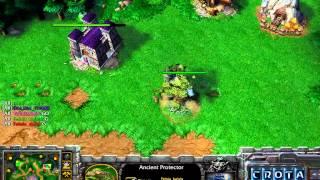 Download Feiniu Hainiu (NE) Dafei (Orc) vs Th000 (HU) Yumiko (Hu) - G2 - 2v2 - WarCraft 3 - WC313 Video
