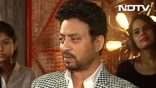 Download Story Treatment Is Very Different In Hollywood And Bollywood: Irrfan Khan Video